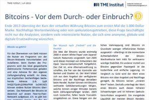 TME Whitepaper_Bitcoins_Beitrag