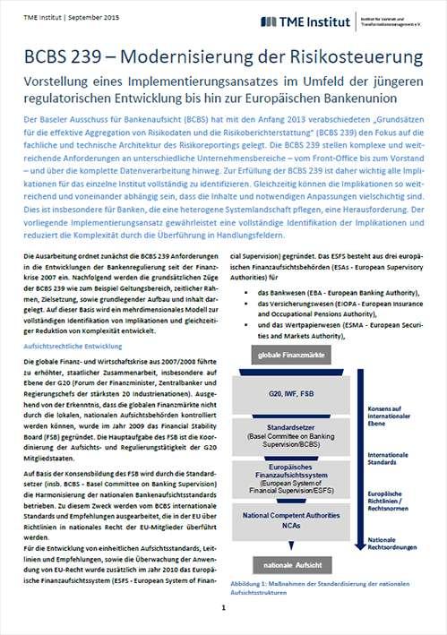 TME Whitepaper_Modernisierung der Risikosteuerung
