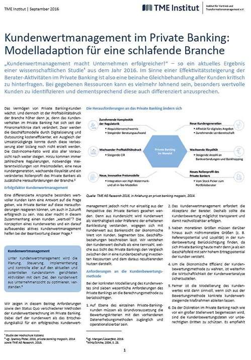 TME Whitepaper_Kundenwertmanagement