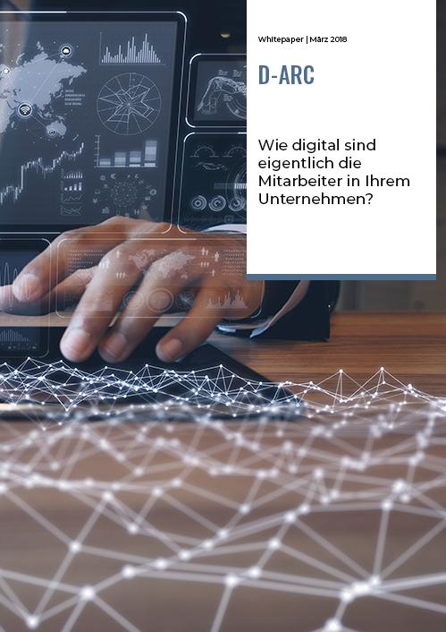 TME Whitepaper_D-ARC Wie digital sind eigentlich die Mitarbeiter in Ihrem Unternehmen