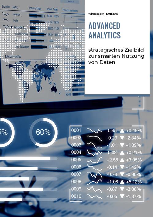 TME Whitepaper_Advanced Analytics - strategisches Zielbild zur smarten Nutzung von Daten