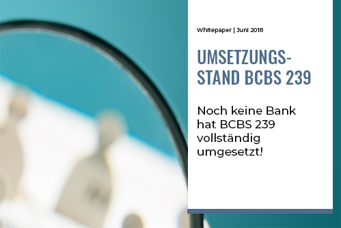 Umsetzungsstand BCBS 239