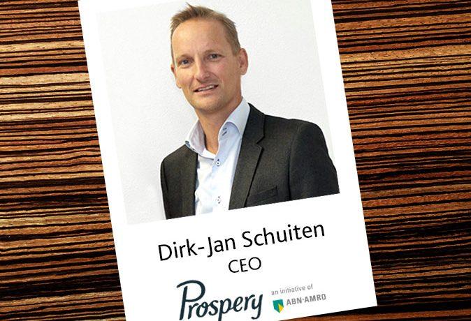 Interview mit Dirk-Jan Schuiten, Prospery