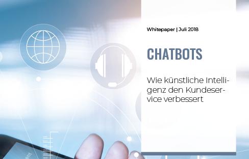Chatbots – wie künstliche Intelligenz den Kundenservice verbessert