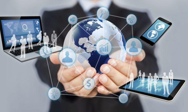 """Digitale Ökosysteme als Teil einer """"Blue Ocean Strategy"""""""