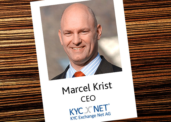 Marcel Krist KYC Exchange NET AG