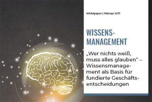 TME Whitepaper_Wissensmanagement_Beitrag