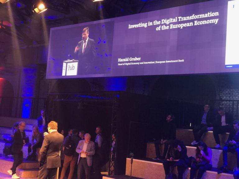 Hub Conference 2019_Vortrag_Harald Gruber