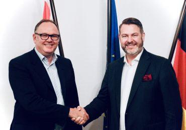 Harald Christ und Stephan Paxmann_Zusammenschluss C&C und TME AG