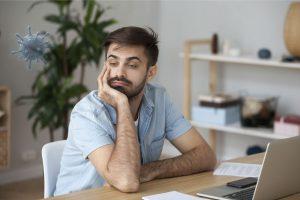 TME Blog - Home Office Motivation von zu Hause aus