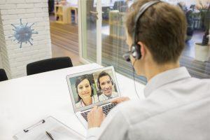 TME Blog - Home Office Herausforderung virtueller Führung