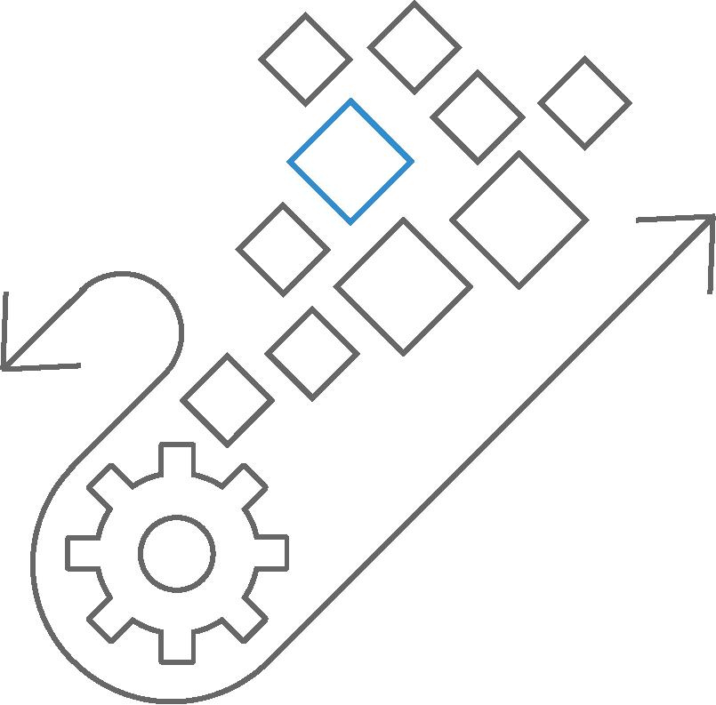Icon Digitale Transformation