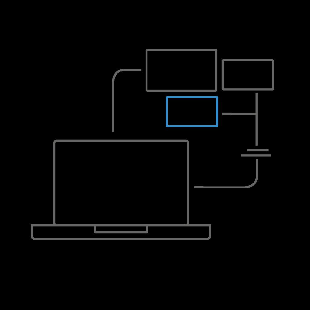 Icon IT & Data Driven Transformation