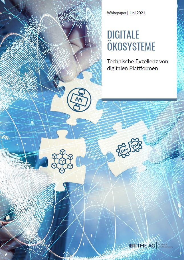 Whitepaper Technische Exzellenz von digitale Plattformen