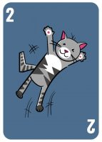 TME Planning Poker - 2 Katzenspiel