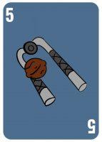 TME Planning Poker - 5 Nuss knacken