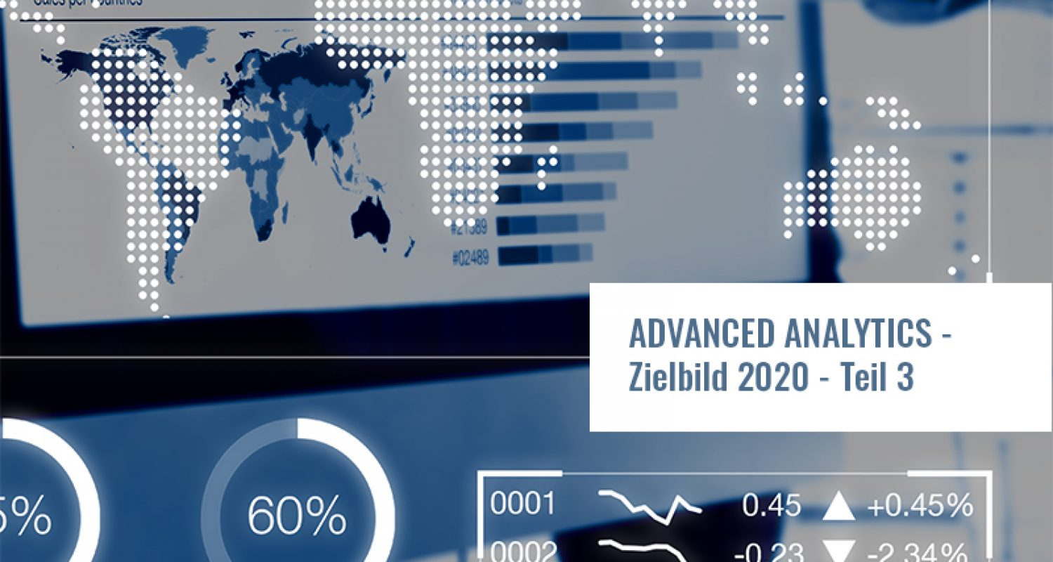 TME Blog - Advanced Analytics Zielbild 2020 Teil 3